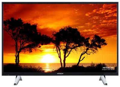 "Τηλεόραση 43"" Hitachi 43HB6T62 Smart LED Full HD"