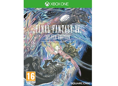 Final Fantasy XV Deluxe Edition - Xbox One Game gaming   παιχνίδια ανά κονσόλα   xbox one