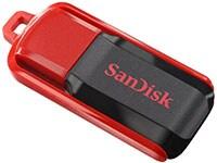 USB Stick SanDisk Cruzer Switch 32GB 2.0 Μαύρο