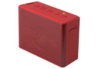 Φορητά Ηχεία Creative Muvo 2C Bluetooth Κόκκινο