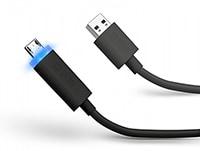 Καλώδιο SBS USB 2.0 to micro USB Illuminated 1m