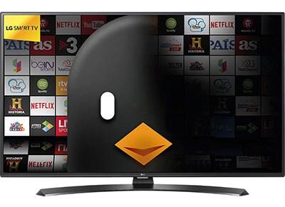 """Τηλεόραση 43"""" LG 43LH630 LED Full HD"""