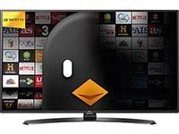 """Τηλεόραση LG 49LH630 49"""" LED Full HD"""