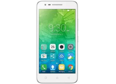 4G Smartphone Lenovo C2 - Dual Sim 8GB Λευκό τηλεφωνία   tablets   smartphones