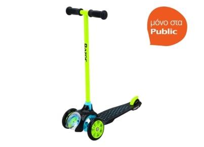 Scooter Razor T3 2016 Πράσινο-Μαύρο (20073631)