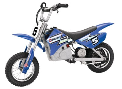 Ηλεκτρικό Scooter Razor MX350 Dirt Rocket Bike Μπλε (15189040)