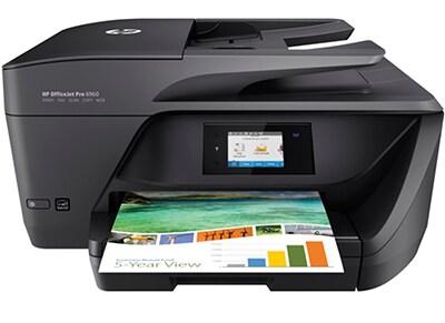 HP OfficeJet Pro 6960 AiO - Έγχρωμο Πολυμηχάνημα Inkjet A4