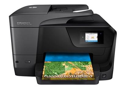 HP OfficeJet Pro 8710 AiO - Έγχρωμο Πολυμηχάνημα Inkjet A4 περιφερειακά   εκτυπωτές   πολυμηχανήματα   πολυμηχανήματα