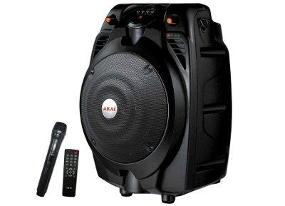 Φορητό Ηχείο Akai SS022A-X6 Bluetooth Μαύρο