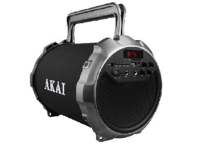 Φορητό Ηχείο Akai ABTS 28 Bluetooth Μαύρο ήχος   ηχεία   φορητά ηχεία