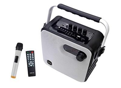 Φορητό ηχείο με μικρόφωνο AKAI ABTS-T5