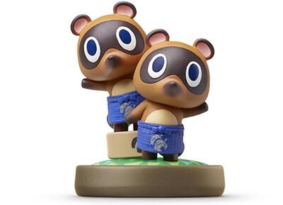 Φιγούρα Animal Crossing Timmy-Tommy - Nintendo Amiibo gaming   αξεσουάρ κονσολών   ps3    φιγούρες παιχνιδιού