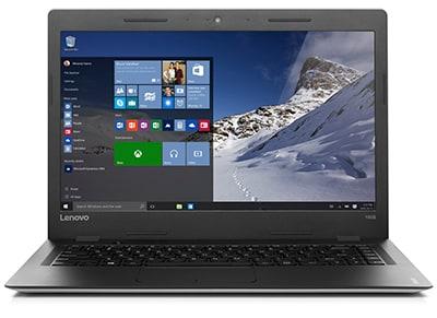 "Laptop Lenovo 100S-14IBR  - 14"" (N3060/4GB/32GB/ HD)"