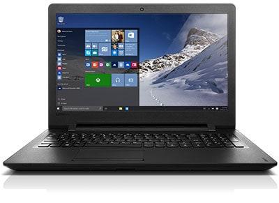 "Laptop Lenovo 110-15IBR - 15.6"" (N3060/4GB/128GB/ HD) υπολογιστές   laptops"