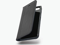 Θήκη iPhone 7 - Cygnett Wallet Flip Μαύρο (CY1978URBWT)