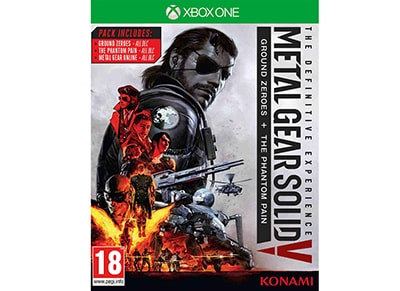 Metal Gear Solid V Definitive Edition - Xbox One Game gaming   παιχνίδια ανά κονσόλα   xbox one