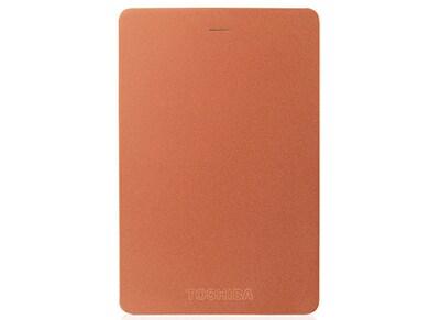 """Εξ. σκληρός δίσκος Toshiba Canvio Alu HDTH310ER3AA 1TB 2.5"""" USB 3.0 Κόκκινο"""