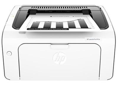 HP LaserJet Pro M12a - Ασπρόμαυρος Εκτυπωτής Laser Α4