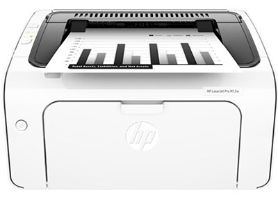 HP LaserJet Pro M12w - Ασπρόμαυρος Εκτυπωτής Laser Α4