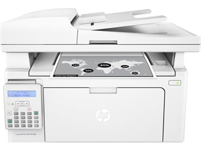 HP LaserJet Pro MFP M130fn- Ασπρόμαυρο Πολυμηχάνημα Laser Α4