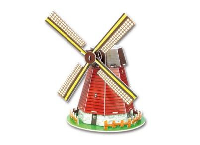3D Παζλ Holland Windmill - Cubic Fun - 20 Κομμάτια