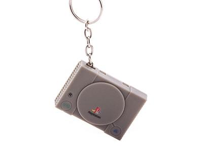 Μπρελόκ Sony PlayStation - Γκρι