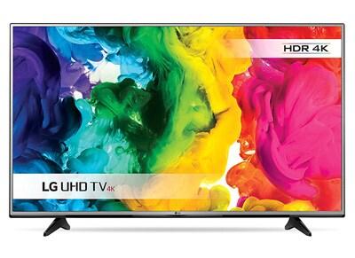 """4K Τηλεόραση LG 55UH605V 55"""" Smart LED Ultra HD"""