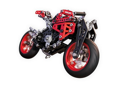 Meccano Motorcycle Ducati Monster 1200 S - 91807