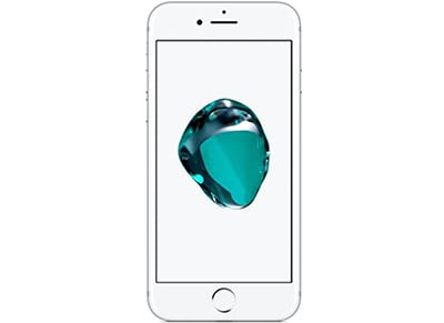 Apple iPhone 7 256GB Ασημί 4G Smartphone