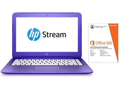 "Laptop HP Stream 14-ax000nv - 14"" (N3060/2GB/32GB/ HD 400)"