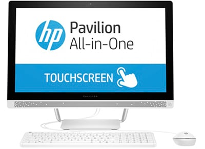 "HP AiO 24-b101nv 24"" (i3-6100T/8GB/1TB/ 930 MX) - All-in-One PC"