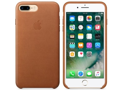 Θήκη iPhone 7 Plus - Apple Leather Case MMYF2ZM/A Saddle Brown apple   αξεσουάρ iphone   θήκες