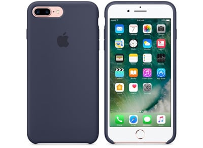 Θήκη iPhone 7 Plus - Apple Silicone Case MMQU2ZM/A Midnight Blue apple   αξεσουάρ iphone   θήκες