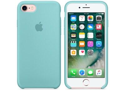 Θήκη iPhone 7 - Apple Silicone Case MMX02ZM/A Sea Blue apple   αξεσουάρ iphone   θήκες