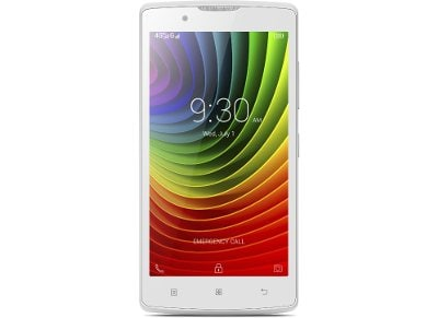 Smartphone Lenovo A2010 Dual Sim 8GB Λευκό τηλεφωνία   smartphones