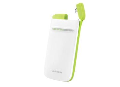 Powerbank USB - Avantree Juna Ultra Slim 3400 mAh 1A