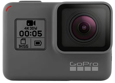 Action Cam GoPro Hero5 Black WiFi