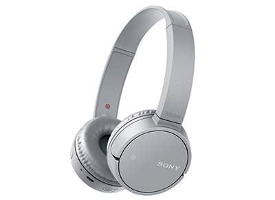 Ακουστικά Κεφαλής Sony MDR-ZX220BTH Γκρι