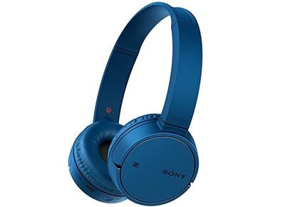 Ακουστικά Κεφαλής Sony MDR-ZX220BTL Μπλε