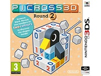 Picross 3D: Round 2 - 3DS Game