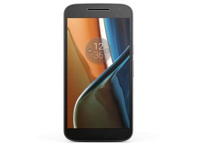 4G Smartphone Lenovo Moto G4 - Dual Sim 16GB Μαύρο