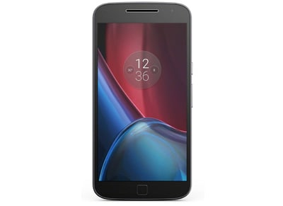 4G Smartphone Lenovo Moto G4 Plus - Dual Sim 16GB Μαύρο