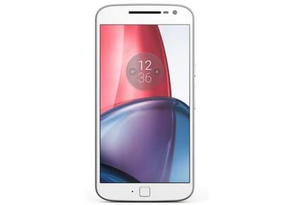 4G Smartphone Lenovo Moto G4 Plus - Dual Sim 16GB Λευκό