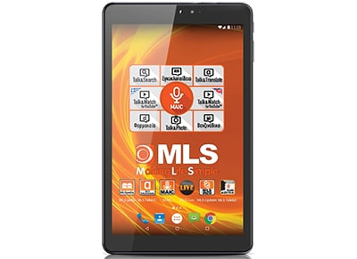 "MLS Grand 4G - Tablet 10.1"" 16GB Μαύρο"