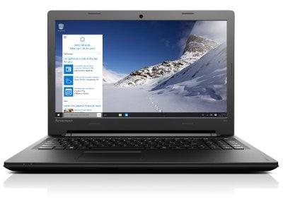 """Laptop Lenovo 100-15IBD - 15.6"""" (i5-5200U/6GB/128GB/HD 5500)"""