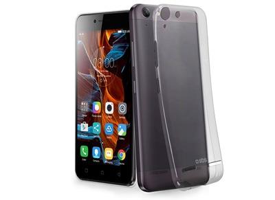 Θήκη & Μεμβράνη Lenovo Vibe K5 - SBS 0.3 Skinny Cover - Διαφανές τηλεφωνία   tablets   αξεσουάρ κινητών   θήκες