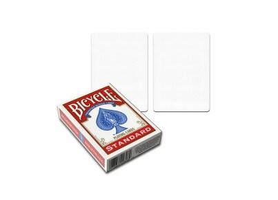 Τράπουλα Blank Card Both Sides - Bicycle