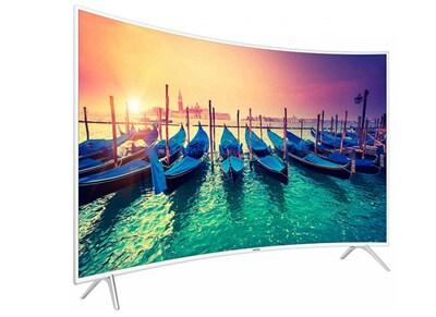 "4K Τηλεόραση Samsung UE49KU6510 49"" Curved Smart LED Ultra HD"