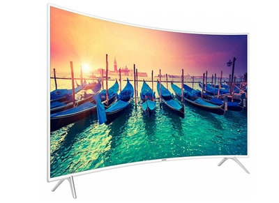 "4K Τηλεόραση Samsung UE43KU6510 43"" Curved Smart LED Ultra HD"