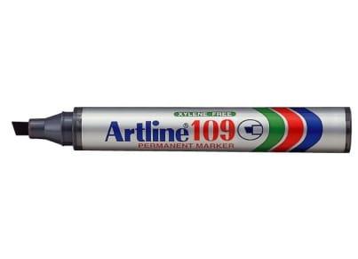 Μαρκαδόρος Ανεξίτηλος Artline 109 Μαύρο